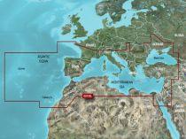 Comprar Mapas / Cartografia - Garmin VEU723L - Southern Europe 010-C1157-00