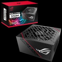 achat Alimentation PC - Asus ROG-STRIX-550G - The ROG Strix 550W Gold PSU brings premium cooli 90YE00A2-B0NA00