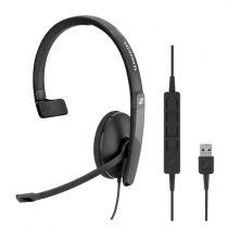 achat Casque Sennheiser - SENNHEISER HEADSET MONO SC 130 USB 508314