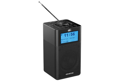 Radio Kenwood CR-M10DAB black
