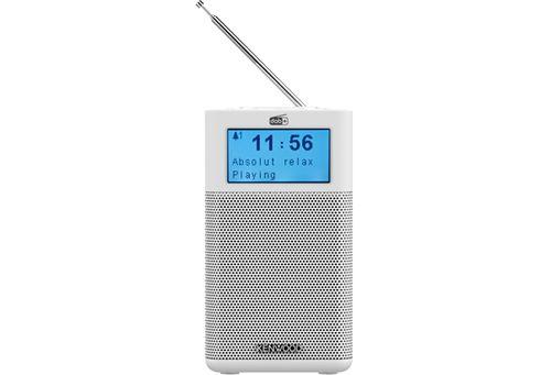 Radio Kenwood CR-M10DAB Blanco