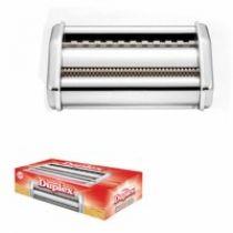 Comprar Otros utensilios de cocina - Imperia Duplex Tagliatelle + Fettuccine equip. pasta machine 217