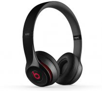 Beats Solo 2 Wired On-Ear Headphones - Black MH8W2ZM/A
