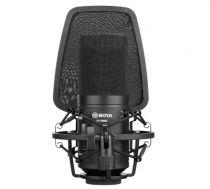Boya Micrófono STUDIO LARGE DIAPHARGM BY-M800