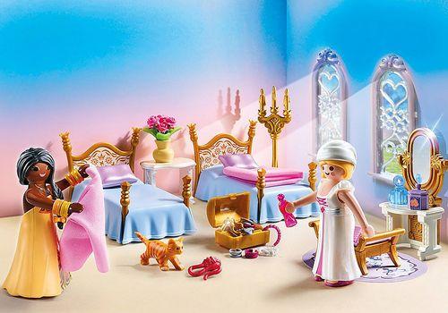 PLAYMOBIL 70453 Royal Bedroom Princess 73pcs | 4+