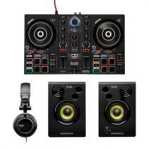 HERCULES CONSOLA DJ LEARNING KIT (4780900)
