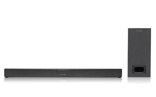 SHARP HT-SBW110 Soundbar 2.1 Slim Subwoofer, Bluetooth, HDMI ARC/CEC,