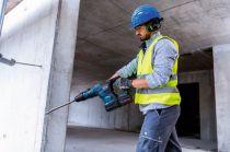 Comprar Martillos perforadores - Martelo perfurador Bosch GBH 18V-36 C Kit im Case Taladro inalámbrico