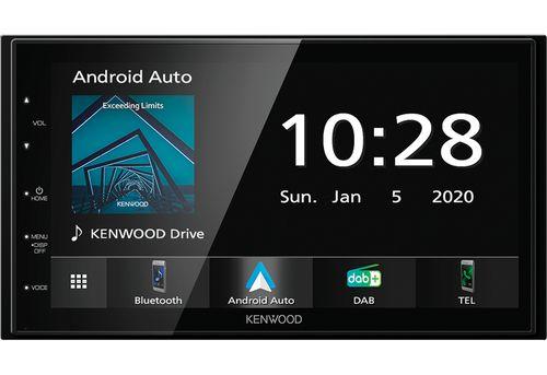 Auto radio Kenwood DMX5020DABS