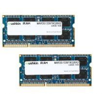 achat Mémoire PC Bureau - Mémoire PC Bureau Mushkin SO-DIMM 16Go DDR3-1333 Kit 2Rx8 MAR3S1339T8G
