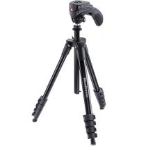 achat Trépied Manfrotto - MANFROTTO Compact action negro