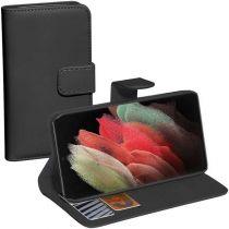 achat Accessoires S21 Ultra - Book Cover Classic para Samsung Galaxy S21 Ultra noir