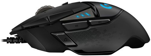 Rato Logitech Rato Gaming G502 HERO USB retail