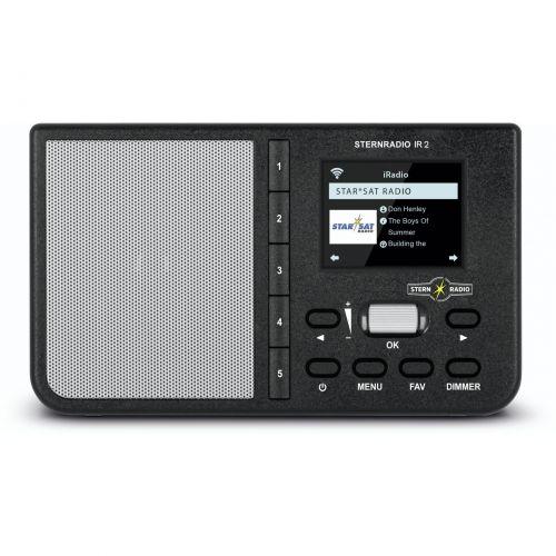 Radio para Internet Technisat Sternradio IR 2 Negro