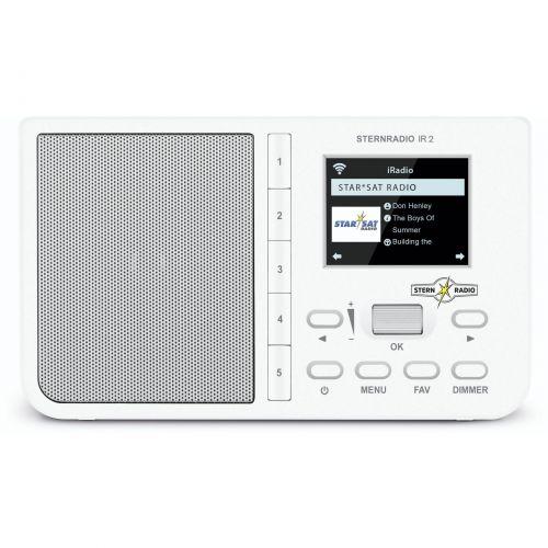 Radio para Internet Technisat Sternradio IR 2 Blanco