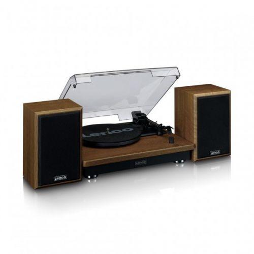 Tocadiscos Lenco LS-100WD Holz