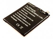 achat Batteries autre marque - Batterie Nubia M2, M2 Dual SIM, M2 Dual SIM TD-LTE, NX551J ZTE Nubia M