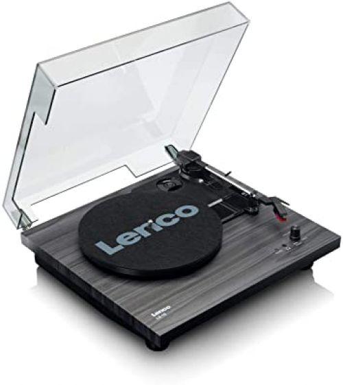 Tocadiscos Lenco LS-10 black