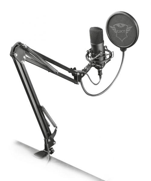 Micrófono TRUST GXT 252+ Emita Plus Streaming