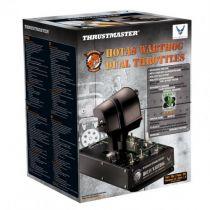 achat Volants & Joysticks - Thrustmaster HOTAS Warthog Dual Throttles Simulador de Voo PC USB Blac