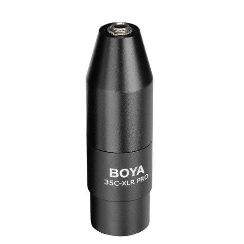 Adaptador Audio BOYA 35C-XLR