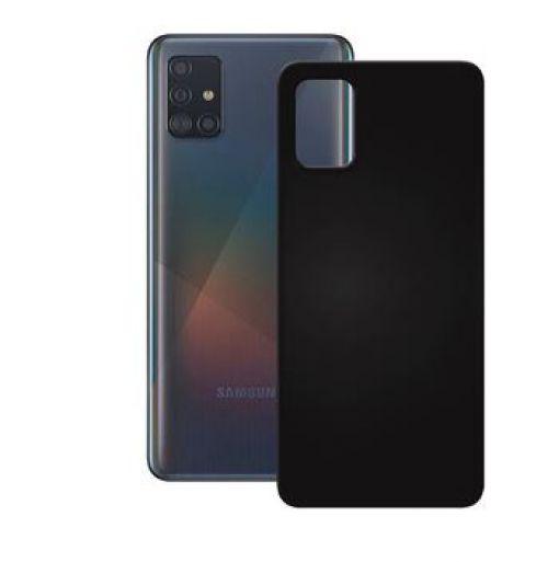 Soft TPU Case pour Samsung Galaxy A52 noir