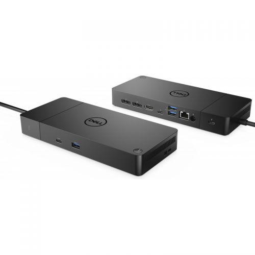 Dockingstation DELL WD19TBS Thunderbolt 180W USB 3.2 Gen 2 (3.1 Gen 2)