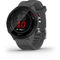 achat GPS Running / Fitness - Montre desporto Garmin Forerunner 55 Argent
