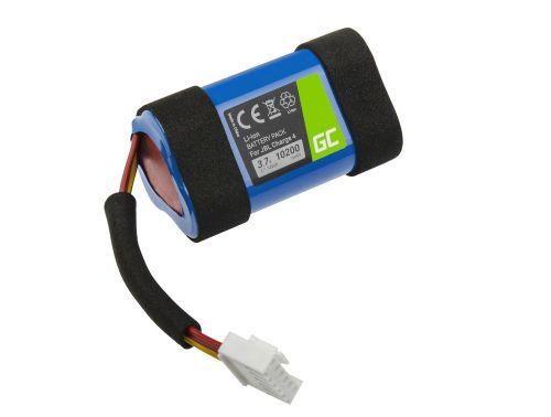 Bateria Compatible JBL Charge 4, Li-ion, 3,7V, 10200mah