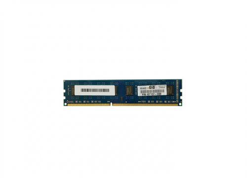 HP 497157-D88 2gb 1333mhz Pc3-10600 Cl9 Non-ecc Unbuffered Dual