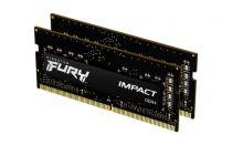 achat Mémoire portables - Kingston ValueRAM 16GB 2666MHZ DDR4 CL15 SODIMM (KIT OF 2) FURY Impact