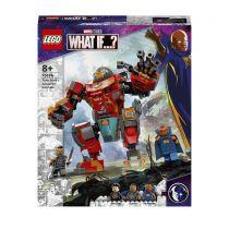 achat Lego - LEGO Marvel 76194 Tony Stark´s Sakaarian Iron Man