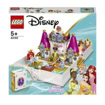 achat Lego - LEGO Disney Princess 43193 Storybook Adventures + Ariel,