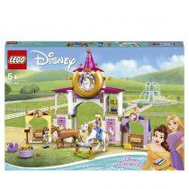 achat Lego - LEGO DP 43195        Belle + Rapunzel´s Royal Stables