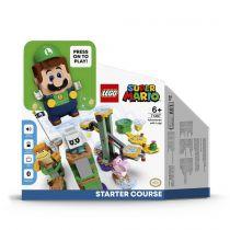 achat Lego - LEGO Super Mario 71387 Adventure + Luigi - Starter Course