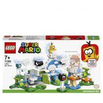 achat Lego - LEGO Super Mario 71389 Lakitu Sky World Expansion Set
