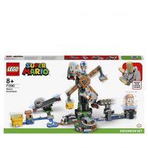achat Lego - LEGO Super Mario 71390 Reznor Knockdown Expansion Set
