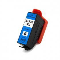 buy Replacement Epson Ink Cartridge - Epson 378XL Cyan Tinteiro Compatível -  C13T37924010/C13T37824010