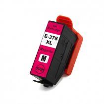 buy Replacement Epson Ink Cartridge - Epson 378XL Magenta Tinteiro Compatível -  C13T37934010/C13T37834010