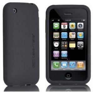 Funda Silicona case-mate para Apple Iphone 3G/3GS CM010514