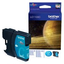 achat Encre imprimante Brother - BROTHER Encre Imprimante 1100 CYAN LC-1100C