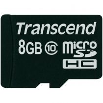 Comprar Tarjeta Micro SD / TransFlash - Transcend MicroSD 8GB HC