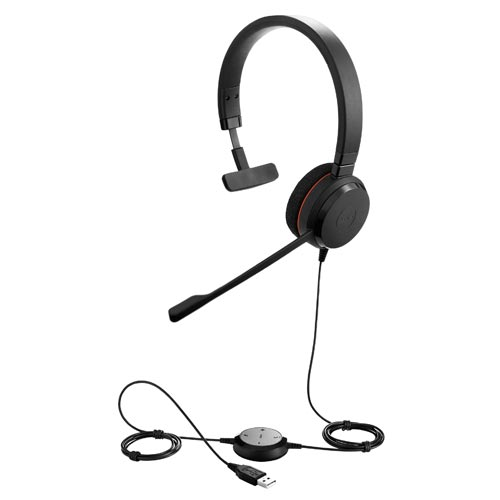 Handsfree - Headset Jabra EVOLVE 20 UC Mono