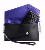 Comprar Fundas - Funda Sony Ericsson IDC-23 Negro/Purple