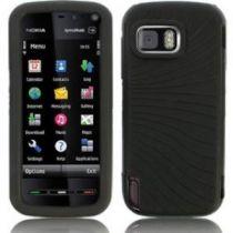 Comprar Fundas - Funda Silicona Nokia 5800 Negro