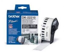 Comprar Papel - BROTHER ROLO PAPEL CONT AUTOCOL BRANCO 29MM