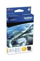 achat Encre imprimante Brother - BROTHER Encre Imprimante 985 Jaune BLISTER LC-985YBP