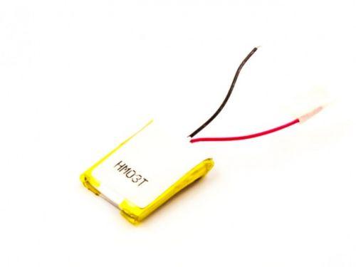 Bateria Apple iPod shuffle 2te Generation (616-0278), 250mAh