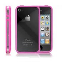 Comprar Protección Especial iPhone 4/4S - Protección Iphone 4 case-mate Hula protection band Rosa - CM