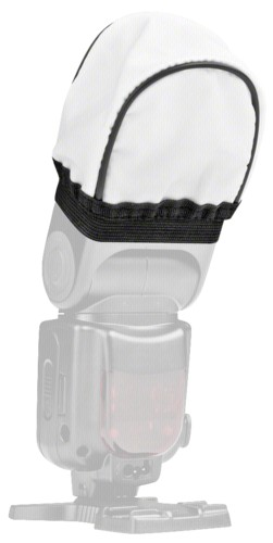 Difusores Flash - walimex Universal Fabric Diffusor for Compact Flashes
